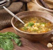 «Крупеня» - и суп и каша