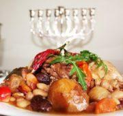 Чолнт - популярное блюдо еврейской кухни