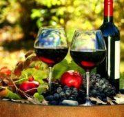 Виноградное вино «Любимое»